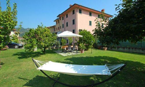 Pronajmout si vilu v Itálii je snadné